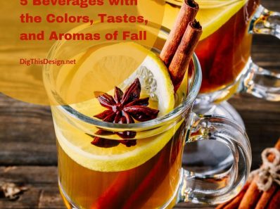 6 Beverages with the Colors, Tastes, and Aromas of Fall