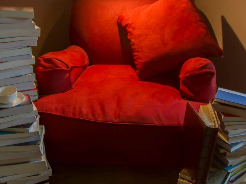 Accent Chair Reading Nook