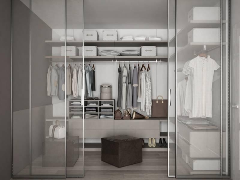 Minimal Wardrobe Design
