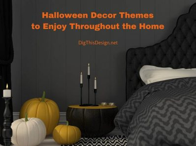 Halloween Decor Themes to Enjoy Throughout the Home