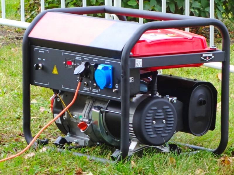 Hurricane Season Home Generator