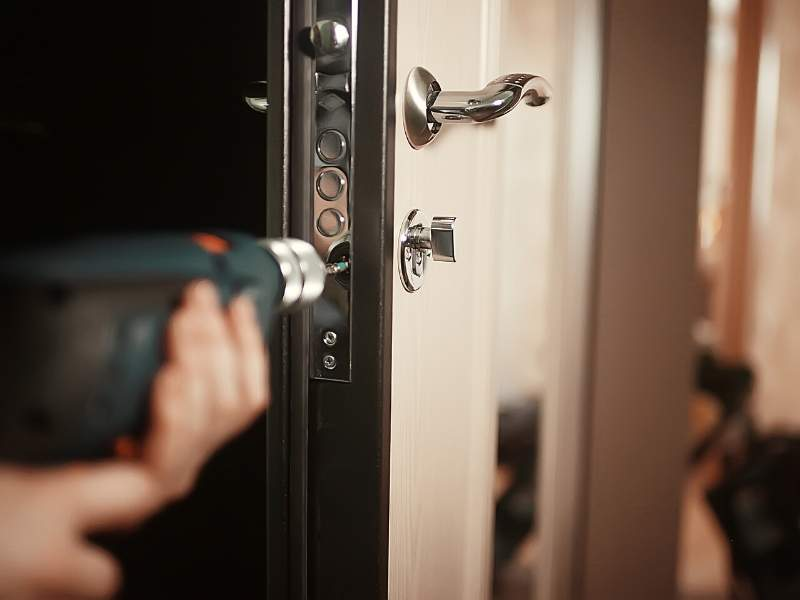 Change the Locks in Your New Home