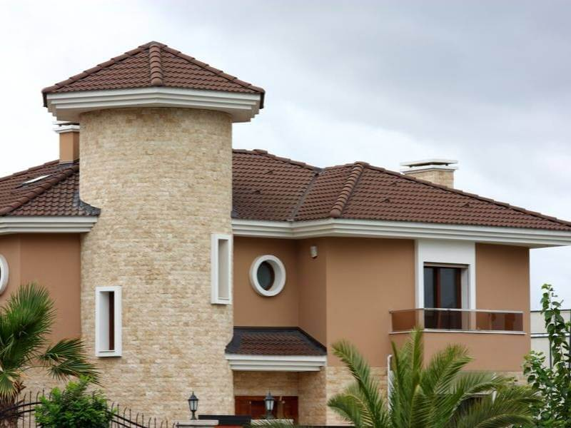 Repaint Your Stucco House