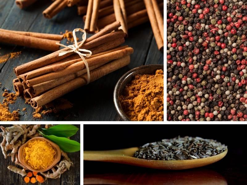 Ras El Hanout Spice Blends