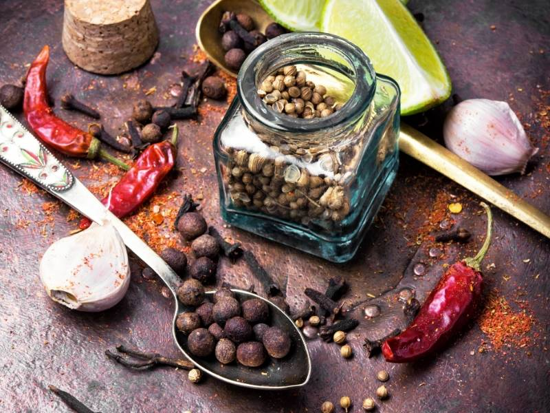 Gifts of Global Flavors in Spectacular Spice Blends