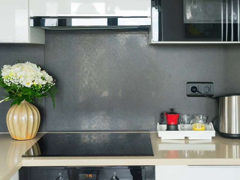 Keep the Kitchen Counters Clean