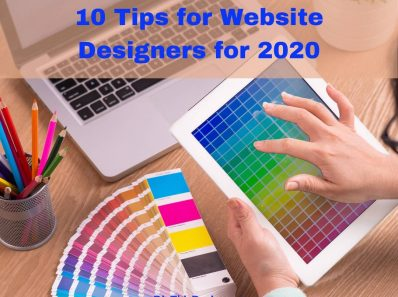 10 Tips for Website Designers for 2020