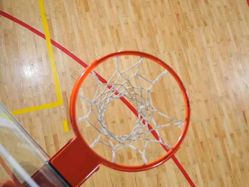 Basket Ball Hardwood Floors