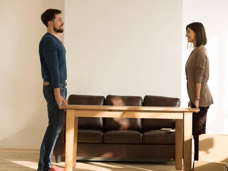 Move the Furniture Around