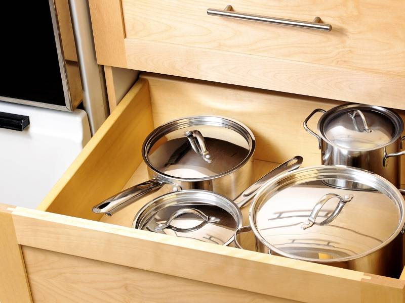 Pots and Pans Drawers