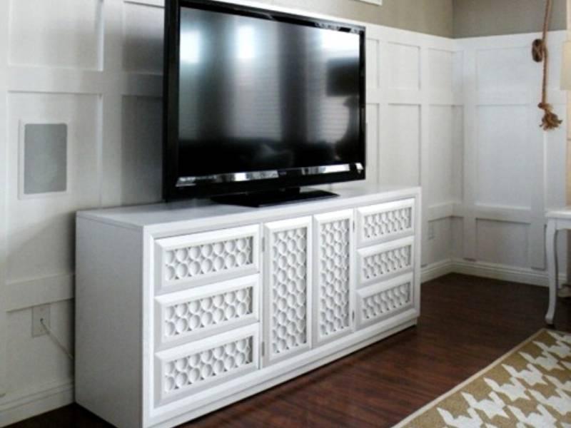 PVC DIY Dresser