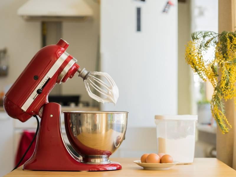 Bulky Kitchen Appliances