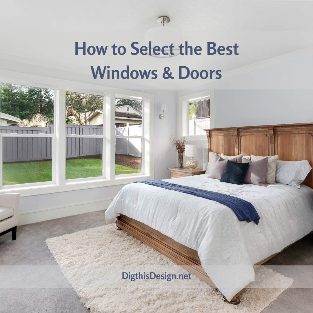 Selecting the Best Aurora Windows and Doors