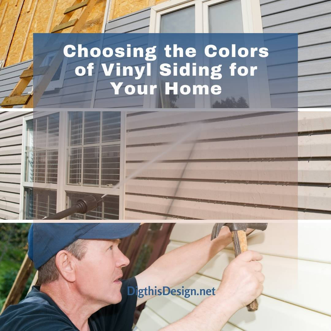 he Colors of Vinyl Siding for Your Home