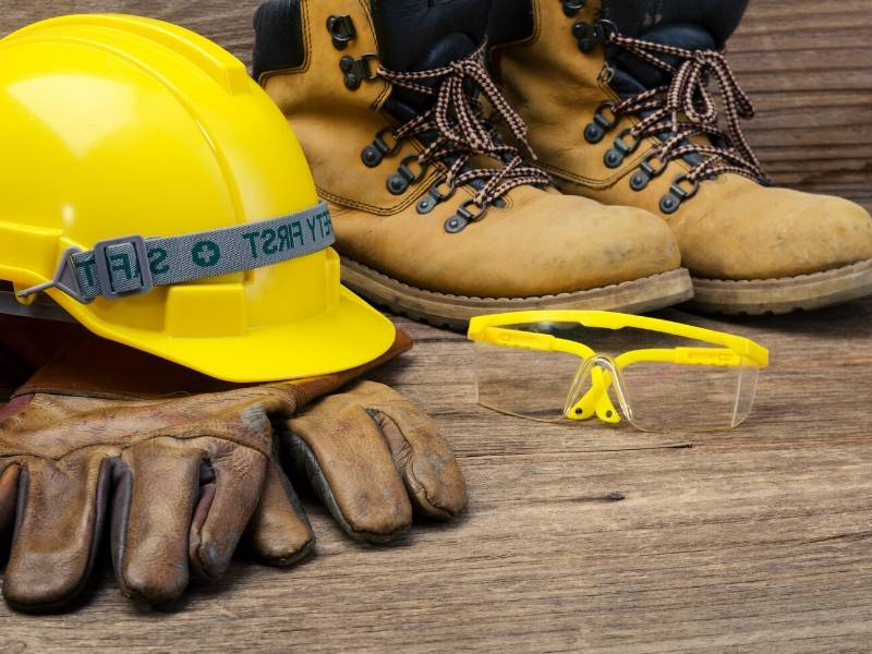 Working With Wood Safety Equipment