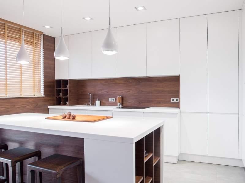 Kitchen Vibrant Lighting