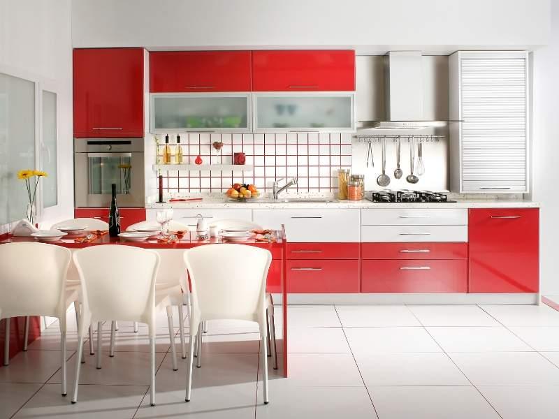 Kitchen Colorful & Vibrant