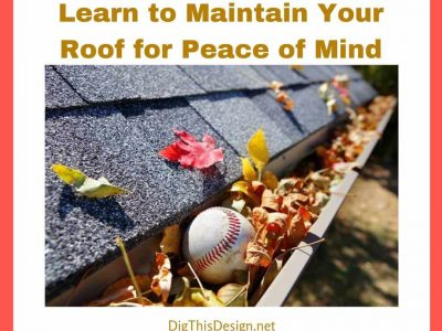Learn to Maintain Your Roof for Peace of Mind