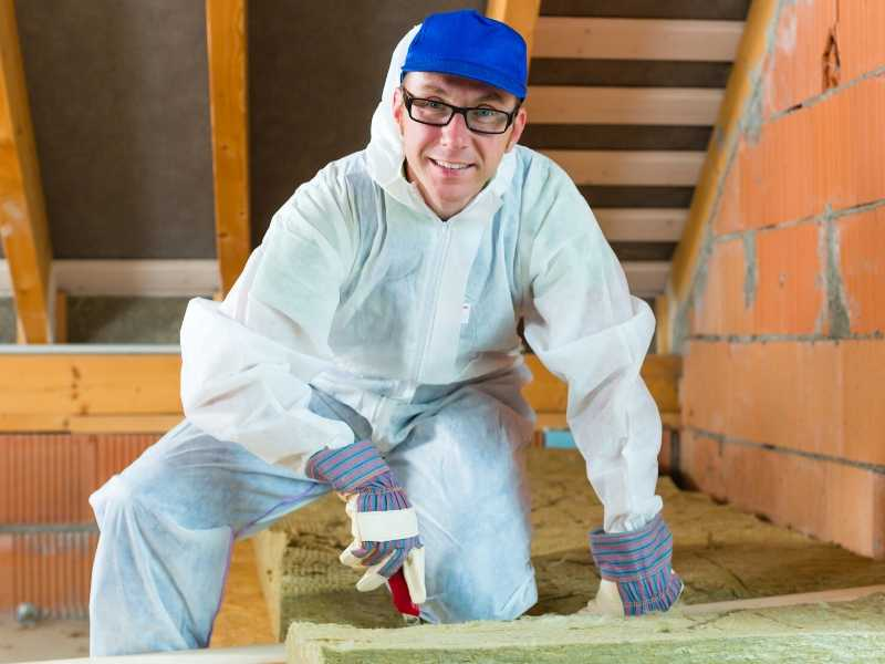 Maintain Your Roof with the right insulation