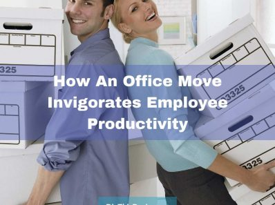 How An Office Move Invigorates Employee Productivity