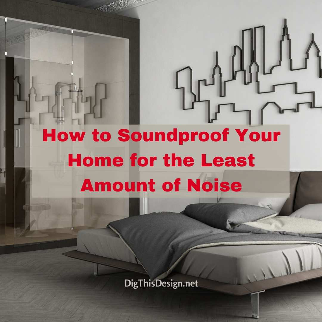Learn to Soundproof
