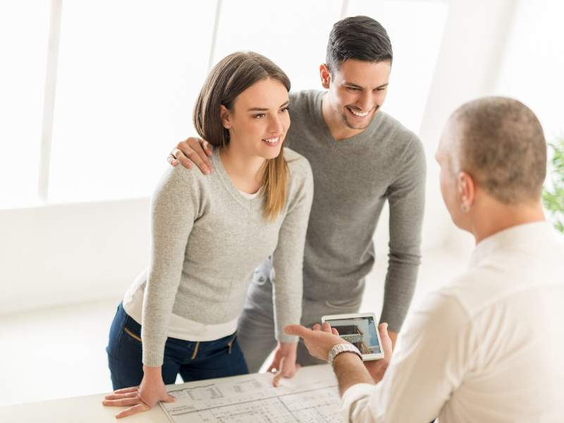 Communicate With Contractors about your newly built home