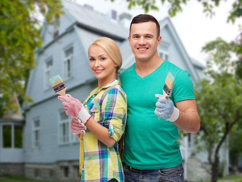 Paint to Sell Your Home Fast