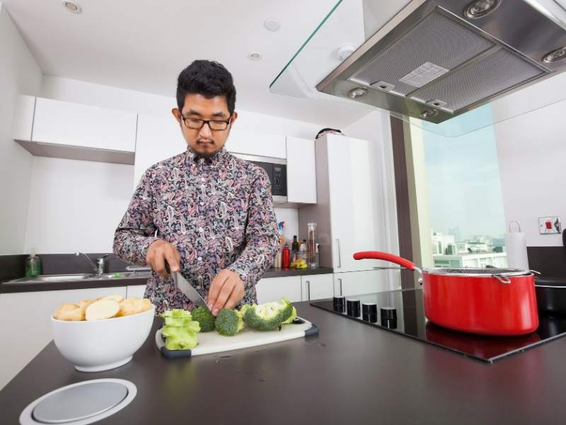 Consider the Countertops for a Better Kitchen Design