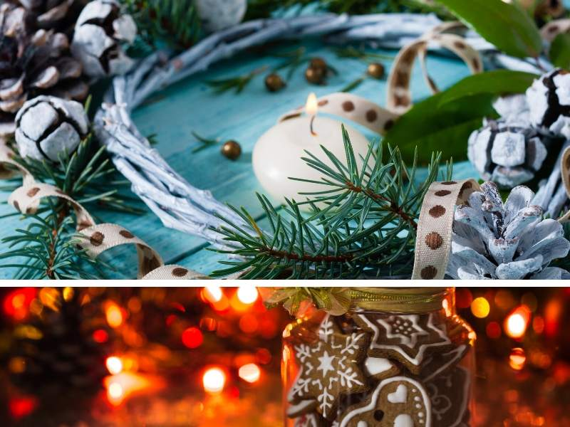 Easy DIY Decor for Your Holiday Season