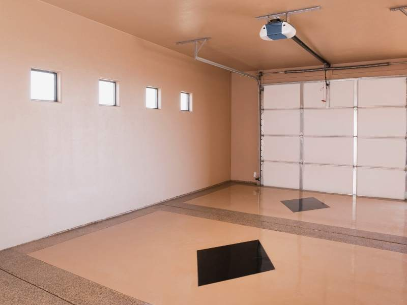 Customize Your Garage Design with Flooring
