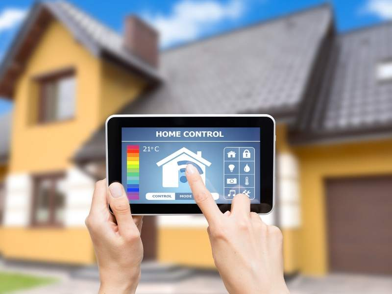 Seamless Home Security Systems