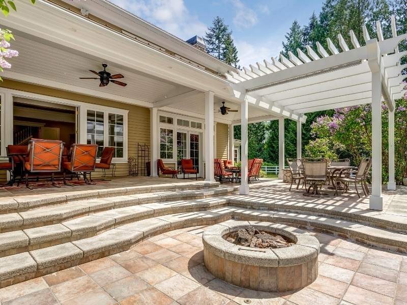 Create Great Outdoors Home Upgrades