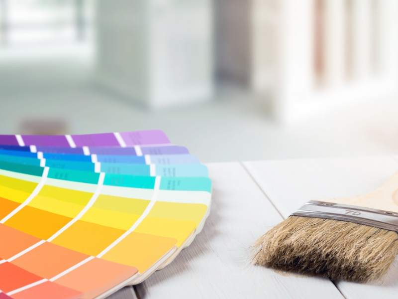 Paint Does Wonders for Home Upgrades