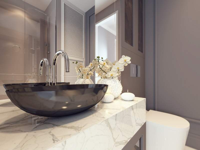 Give Your Bathrooms an Uplift