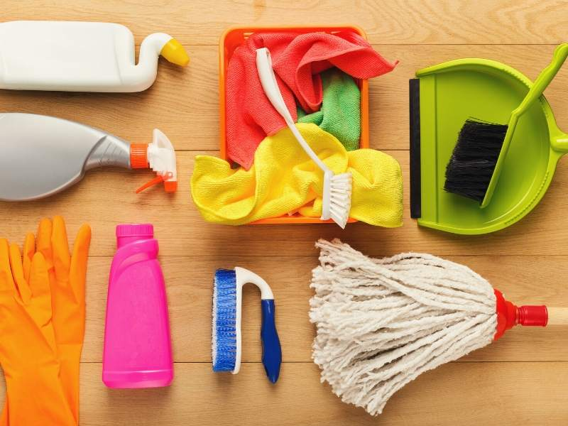 Housecleaning Starts with the Basics