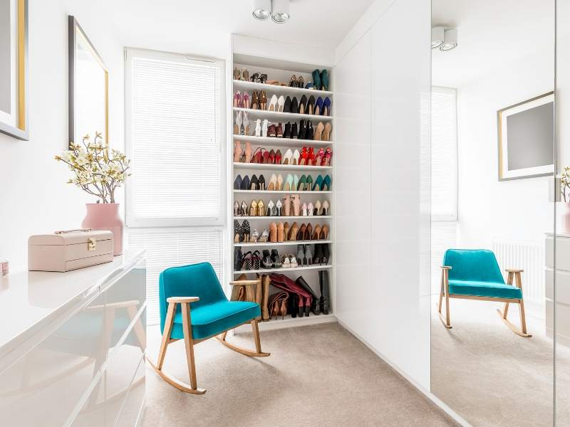 Maximize Storage for Shoes