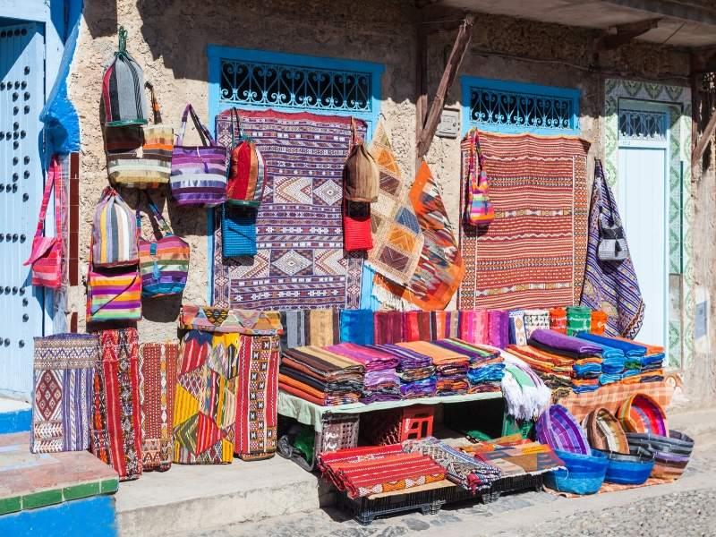 Moroccan Berber Rug Shop