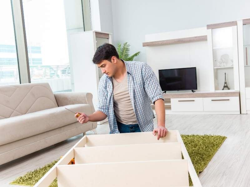 Organize Your Living Room