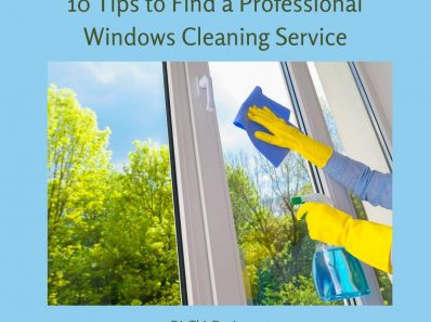 Professional Windows and Doors Cleaning