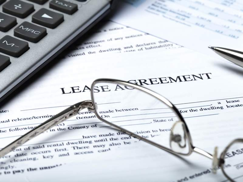 Renting Lease Agreement