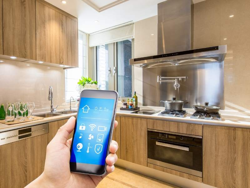 Smart Home Technology for the Kitchen