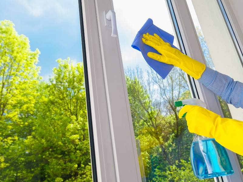 The Benefits of Professional Windows & Doors Cleaning