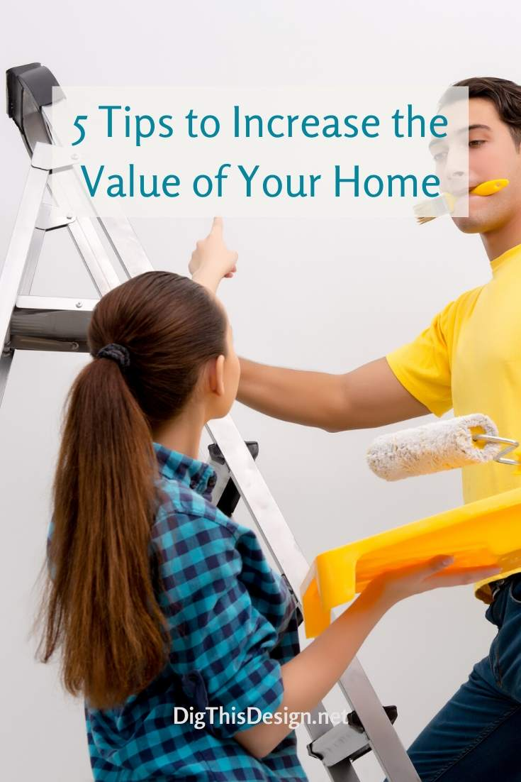 5 Ways to Improve Your Home Value
