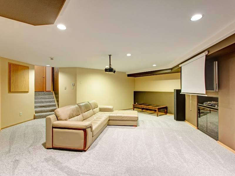 The Pros & Cons to a Basement Renovation