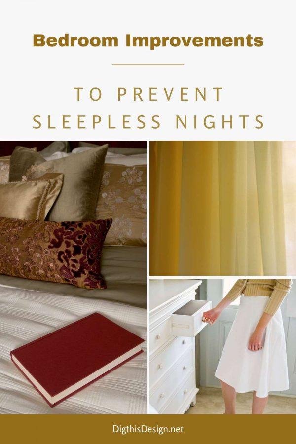Bedroom Improvements to Promote Healthier Sleep
