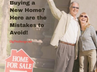Buying a New Home Here are the Mistakes to Avoid