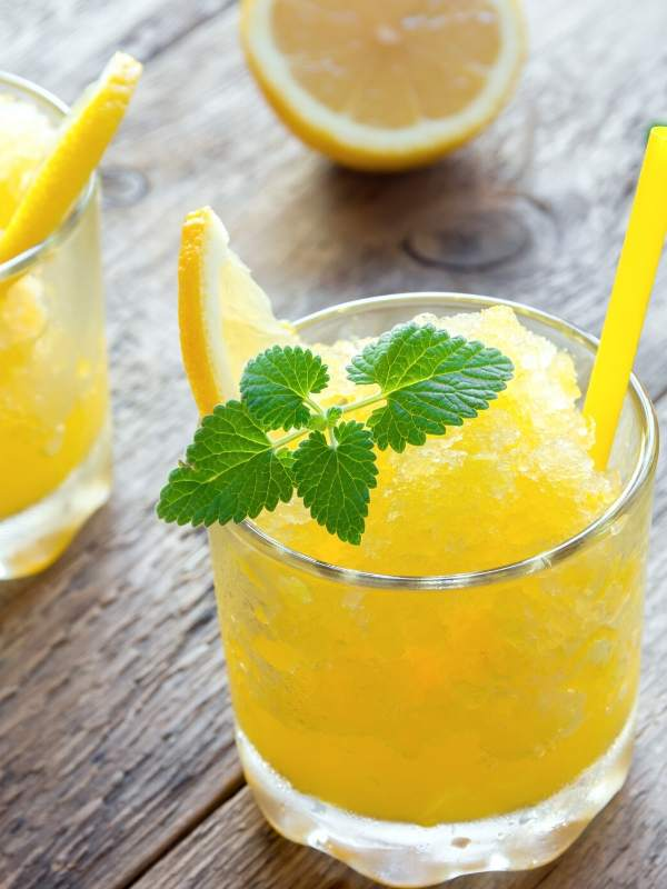 Prosecco Lemon Cocktail