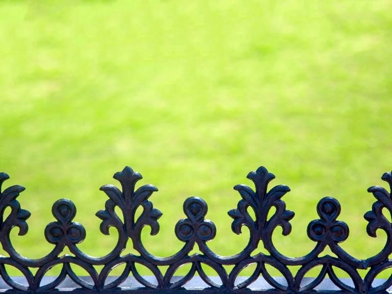Creative Design for Decorative Fences
