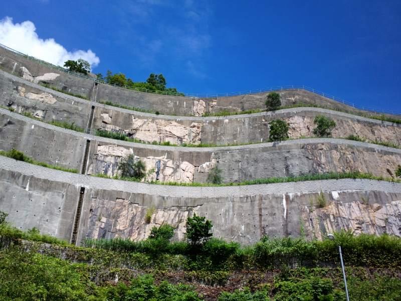 Environmentally Friendly Retaining Walls