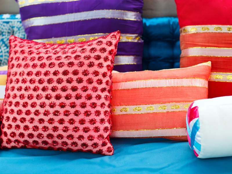 Designing Cushions for Beautiful Décor